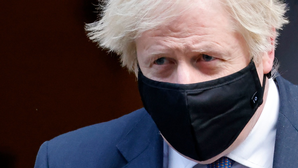 British Prime Minister Boris Johnson and other foreign leaders condemned the violence in the U.S., which they decried as a threat to democracy.