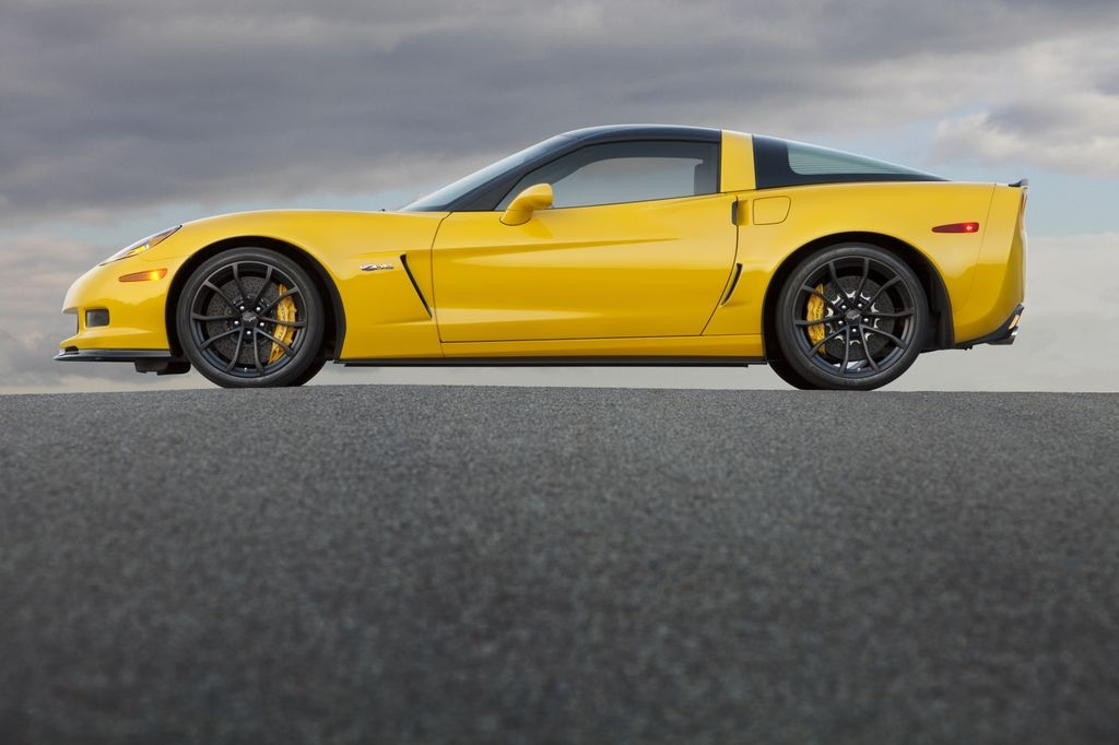 #1 Men's Car: Chevrolet Corvette