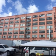 American Apparel building