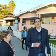 Jose Gardea First District City Council candidate