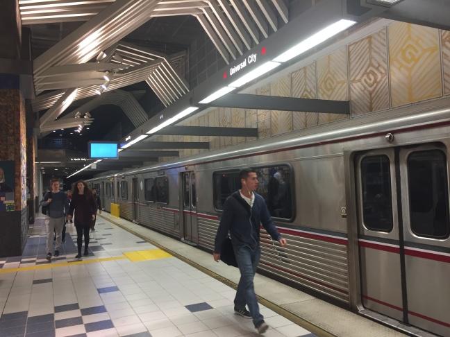 University City Metro station threat