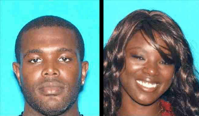 "Media outlets are calling Darnell and Tania Washington a modern day ""Bonnie and Clyde."""