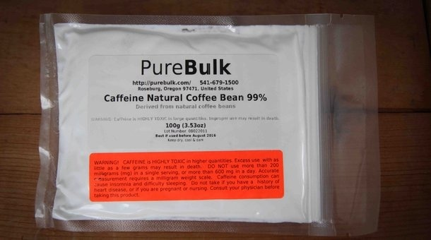 Caffeine: America's addictive drug of choice