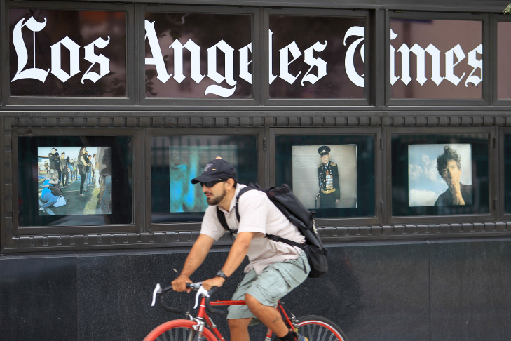 Los Angeles Times: The history leading up to the Tribune spinoff
