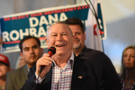 OC's Dana Rohrabacher Keeps Cheerleading For Russia. Will Republican Voters Care?