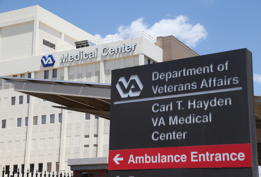 The deaths of several dozen veterans at the Phoenix VA were not cause by delays, the Veterans Administrations said Monday.