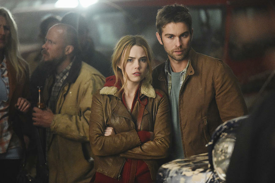 Chace Crawford and Rebecca Rittenhouse star as Billy and Cody Lefever in ABC's