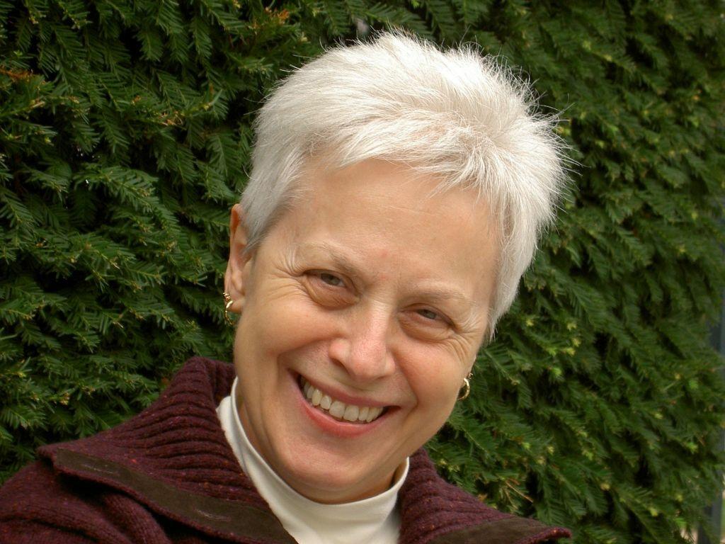 L.A.'s poet laureate Eloise Klein Healy.