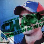 VENEZUELA-ELECTION-CAMPAIGN-CHAVEZ-CAPRILES