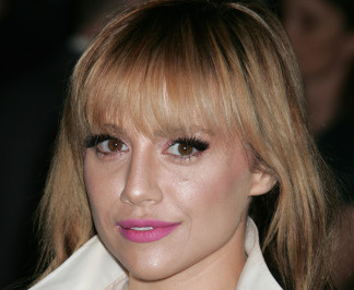Actress Brittany Murphy died from cardiac arrest Dec. 20, 2009. File photo from March 19, 2008 in Beverly Hills, California.