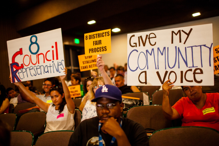 Anaheim City Council Special Meeting