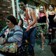 Lancaster Zombie Walk - 1