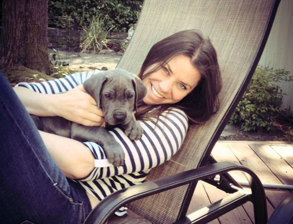 This undated photo shows Brittany Maynard, the terminally ill Californian who moved to Oregon in 2014 to take advantage of that state's right-to-die law.