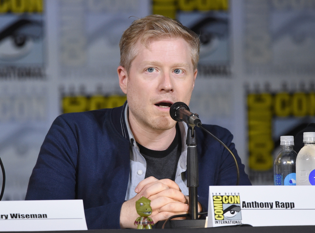 Anthony Rapp attends