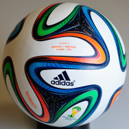adidas Starts Production of Brazuca Match Balls