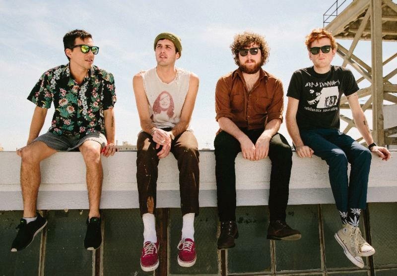 The Los Angeles band Fidlar's new album, Too, comes out September 4.