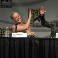"""The Big Bang Theory"" Panel - Comic-Con International 2012"