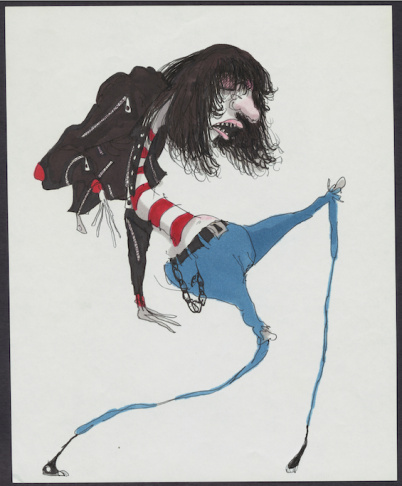 Untitled (Ramone), 1980-1990.