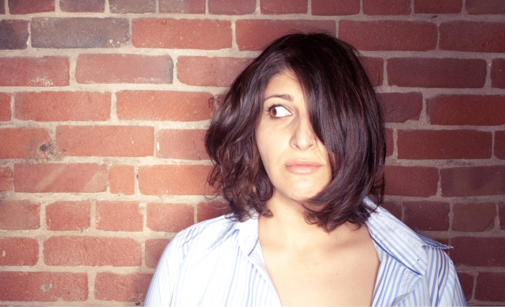 Iranian-American comedian Zahra Noorbakhsh regularly incorporates her identity into her act.