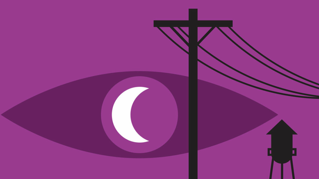 Welcome to Night Vale, a small town that is weirder than your small town.