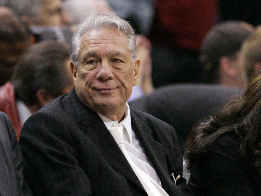 Donald Sterling, the owner of the NBA's Los Angeles Clippers, might be forced by the league's owners to sell his franchise.