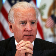 VP Biden Meets With Video Game And Entertainment Industry Leaders To Discuss Gun Control
