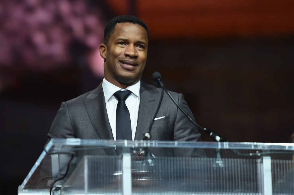 Nate Parker directed, produced, co-wrote and stars in