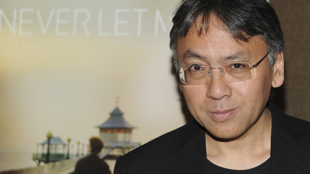 Kazuo Ishiguro, seen here in 2010, has won the 2017 Nobel Prize for Literature.