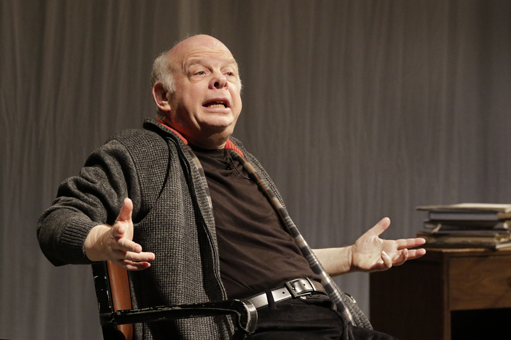 Playwright/actor Wallace Shawn stars in