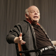 """Playwright/actor Wallace Shawn stars in """"The Designated Mourner,"""" an eerily relevant play about dissidence and intellectualism."""