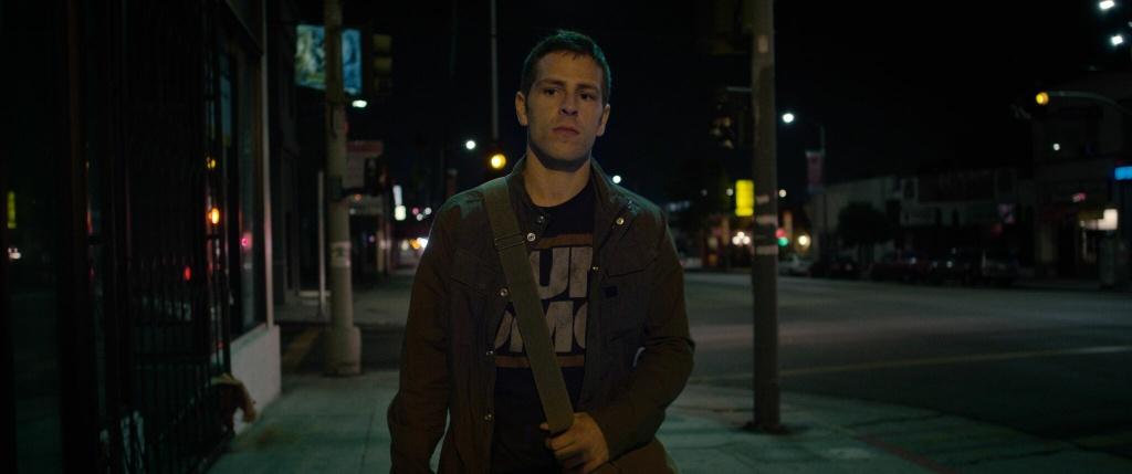 Zach Hursh in Branden Morgan's first movie as a director,