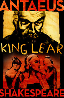 "Shakespeare's ""King Lear"" runs through August 8 at the Antaeus Theatre in North Hollywood"