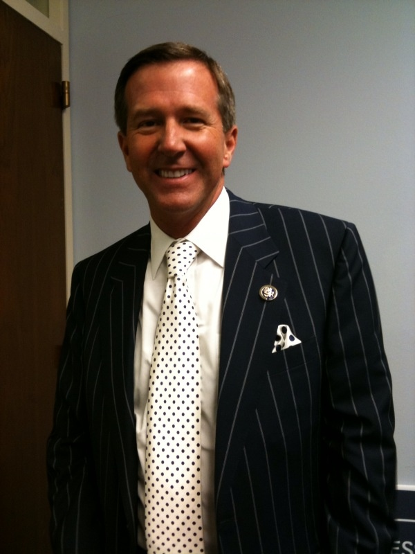 Congressman John Campbell, R-Irvine