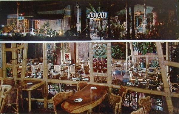 Luau Vintage LA