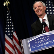 NRA Discusses Findings Of  National School Shield Program In Washington