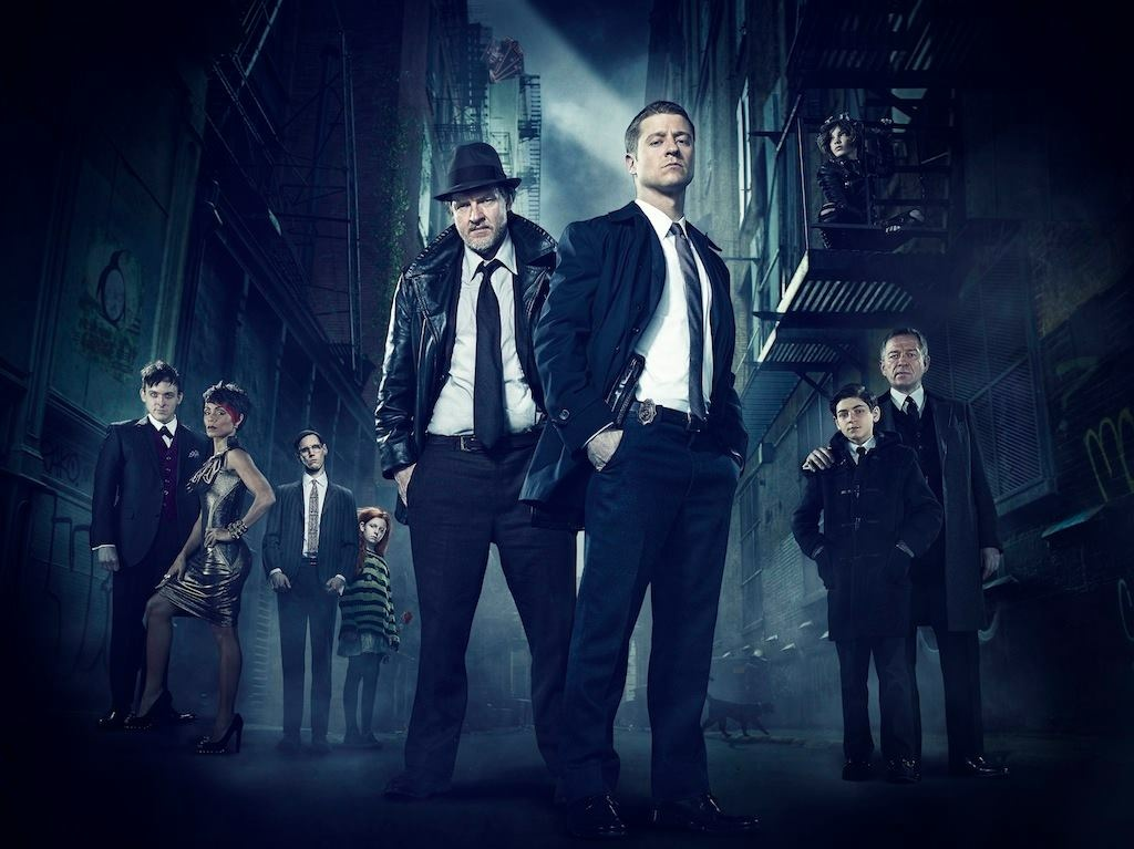 The cast of the upcoming FOX series 'Gotham'