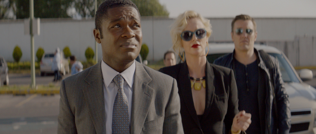 David Oyelowo, Charlize Theron and Joel Edgerton star in Amazon Studios' GRINGO.