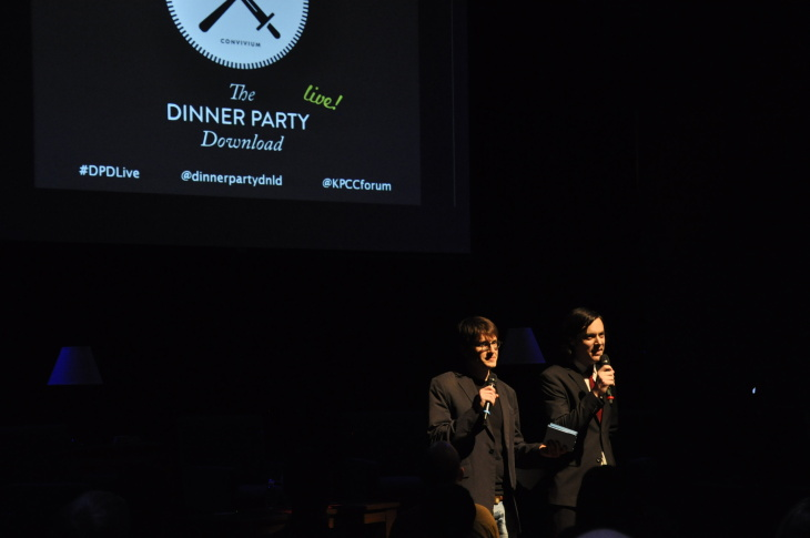 The Dinner Party Download hosts Brendan Francis Newnam and Rico Gagliano.
