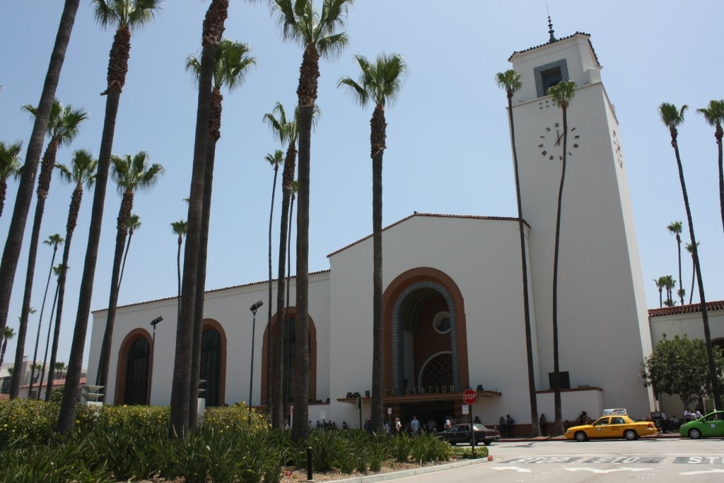 Union Station is well known for its stunning art deco interior. Now its exterior will get a revamp with help from a state grant for improving bike and pedestrian access.