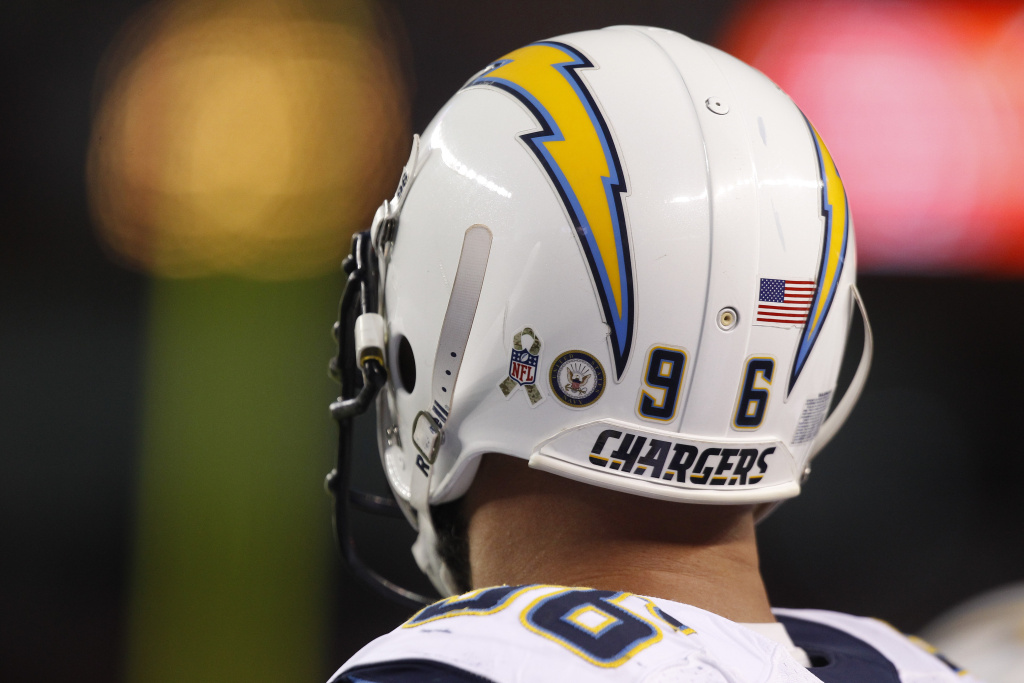 The Chargers have been in San Diego for 56 years. They will join Rams in giving the nation's second-largest media market two NFL teams for the first time in decades.