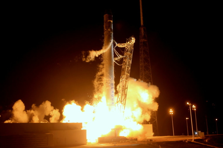 SpaceX-Falcon 9