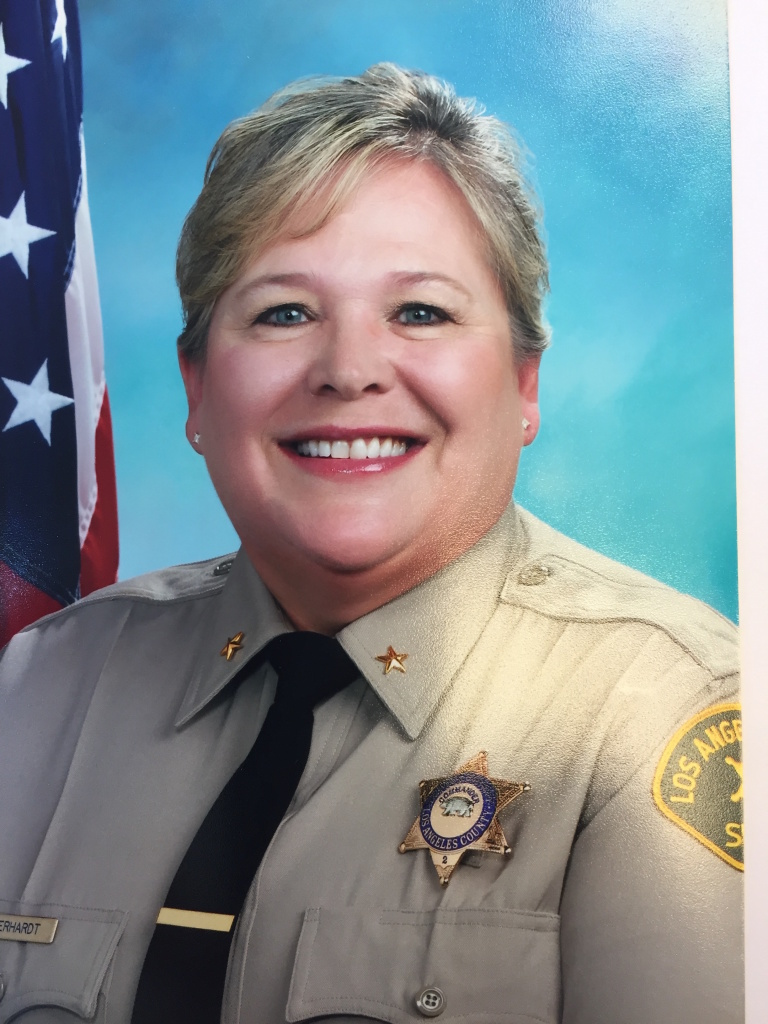 LA Sheriff's Commander Judy Gerhardt, whose nephew died of an opioid overdose in Dec. 2016, helped spearhead the department's plan to equip deputies with naloxone.
