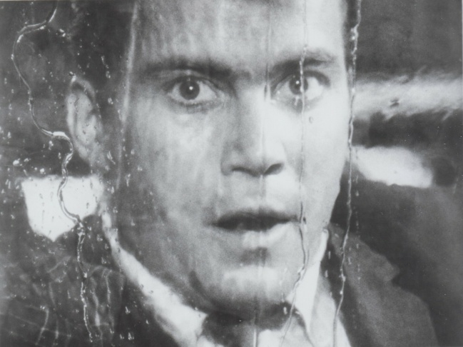 William Shatner as Bob Wilson in the 1963 Twilight Zone episode