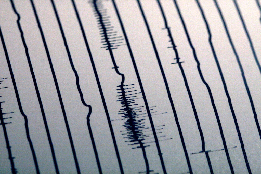 The USGS reports that a quake with a preliminary magnitude of 4.0 occurred just after 2 a.m. Thursday in southeast Orange County.