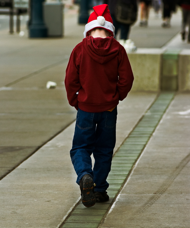 During the holidays, therapists at Didi Hirsch Mental Health Services closely monitor their youngest clients for signs of depression.