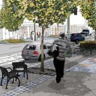Broadway Streetscape