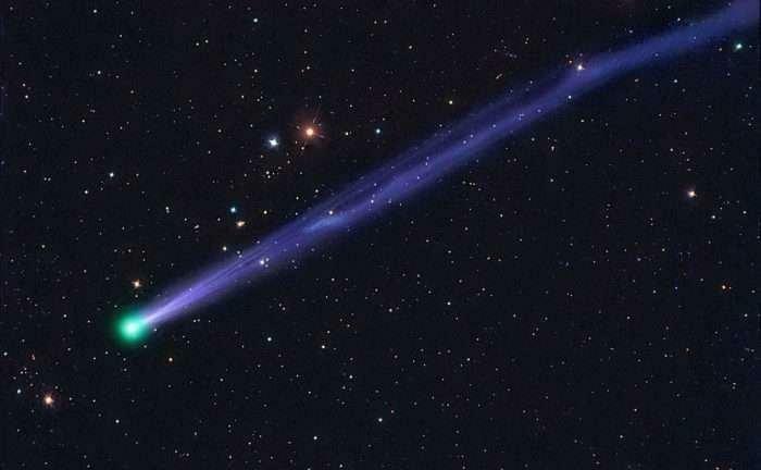 Photo of Comet 45PHonda-Mrkos-Pajdušáková, 2011
