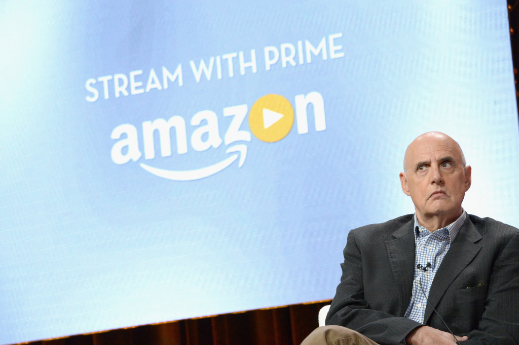 In this file photo, actor Jeffrey Tambor appears at the Amazon 2016 Summer TCA Press Tour at The Beverly Hilton Hotel on August 7, 2016 in Beverly Hills. Amazon Studios says the