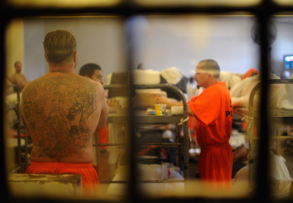 L.A. County inmates will be sent to state fire camps in an effort to reduce the jail population.