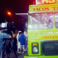 Taco Trucks at Every Mosque launch event